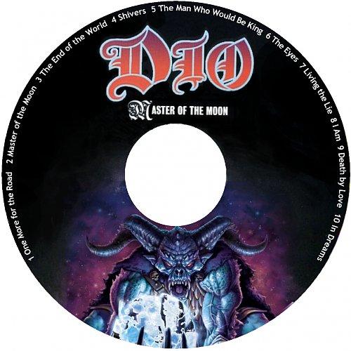 Dio: Masterof the Moon