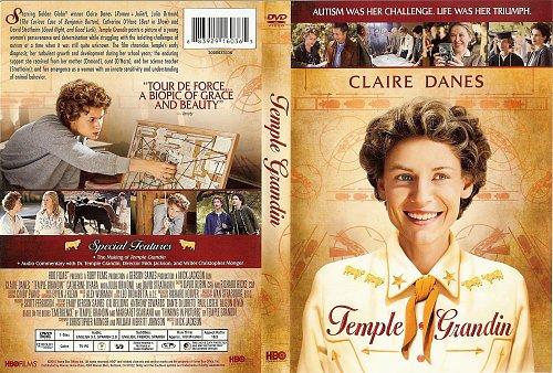 Темпл Грэндин / Temple Grandin (Мик Джексон / Mick Jackson) [2010, США, Драма]