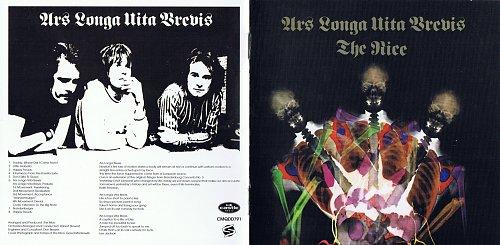 Nice - Ars Longa Vita Brevis (1968)
