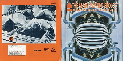 Alan Parsons Project - Ammonia Avenue (1984)
