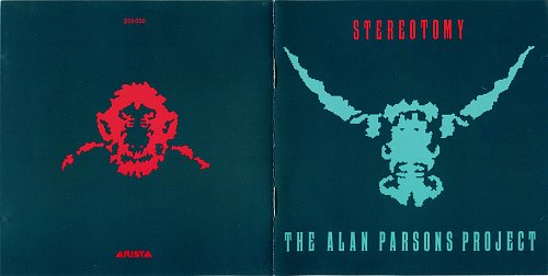 Alan Parsons Project - Stereotomy (1985)