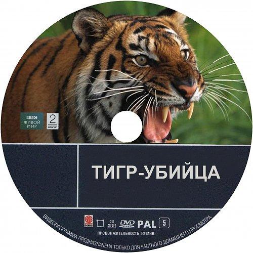 BBC: Тигр-убийца / Tiger kill (2007)