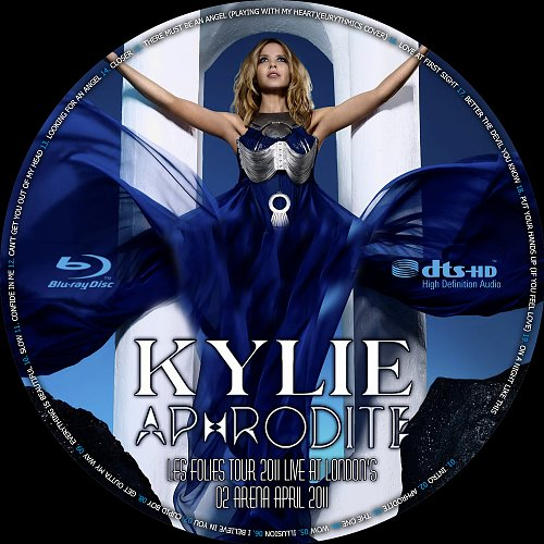 Kylie Minogue: Aphrodite Les Folies - Live in London (2011)