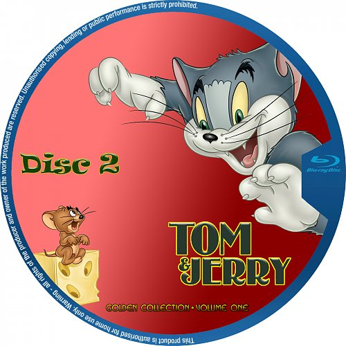 Том и Джерри / Tom & Jerry (мультсериал)