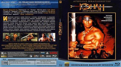 Конан разрушитель / Conan the Destroyer