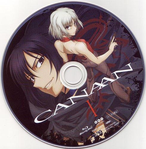 Ханаан / Canaan (анимесериал 2009)