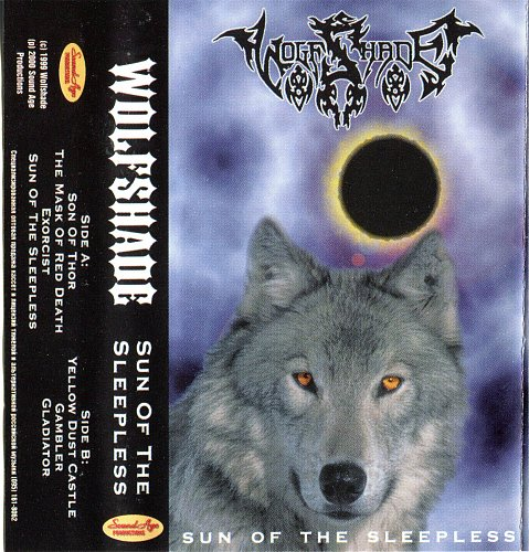 Wolfshade - Sun Of The Sleepless (1999)