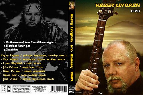 Kerry Livgren Live 2002(ex - Kansas)