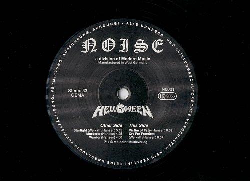 Helloween-Helloween[1985]