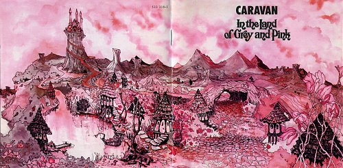 Caravan - In The Land Of Grey And Pink (1971)