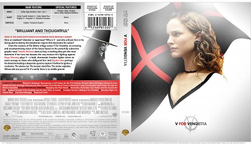 «V» значит Вендетта / V for Vendetta (2006)