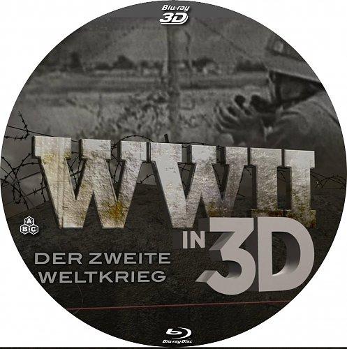 Вторая Мировая война в 3D / WWII in 3D (2011)