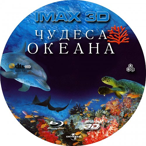 Чудеса океана 3D / Ocean Wonderland 3D / 2003 /