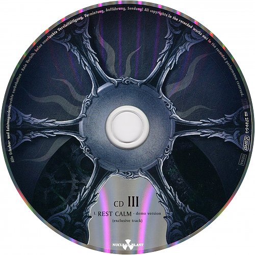 Nightwish - Imaginaerum (Final Edition) 2 CD + Bonus CD (2012)
