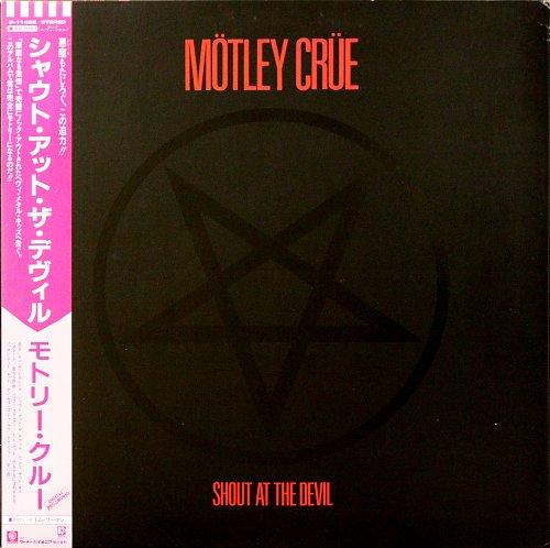 Motley Crue-Shout At The Devil[1983]