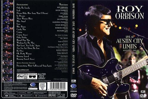 Roy Orbison - Live At Austin City Limits 1982