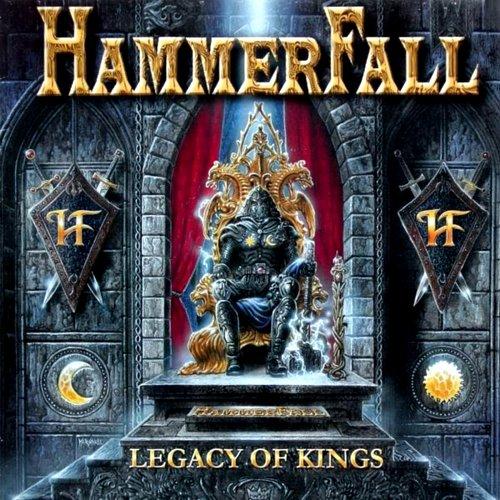 Hammerfall-Legasy Of Kings[1998]