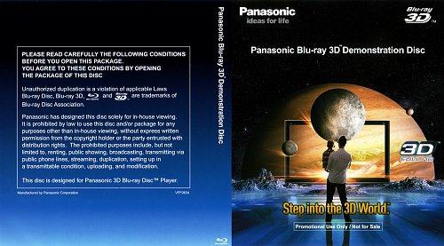 Собрание демо дисков 3D Blu-ray