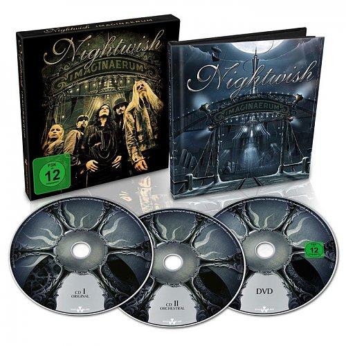 Nightwish - Imaginaerum (Limited Edition) 2CD+DVD 2011