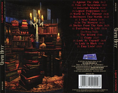 Uriah Heep - Logical Revelations (2012)