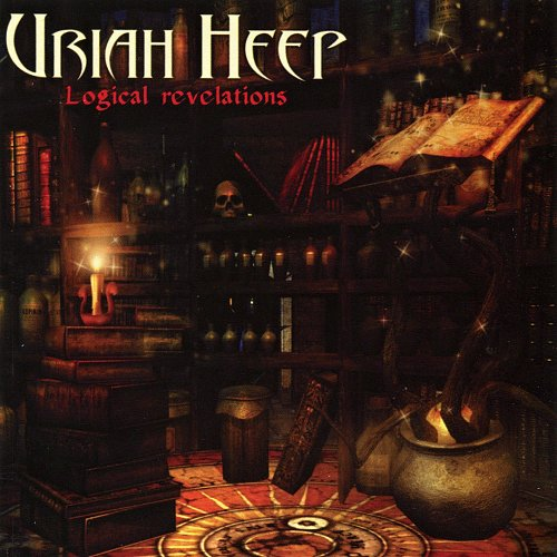 Uriah Heep - Logical Revelations (2012)