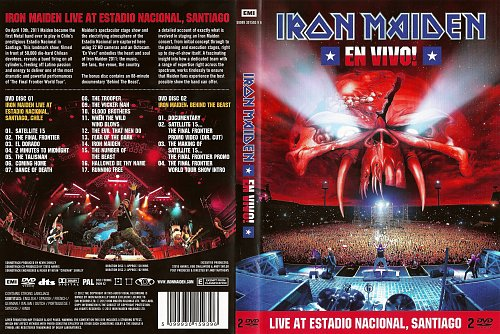 Iron Maiden-En Vivo![2012]