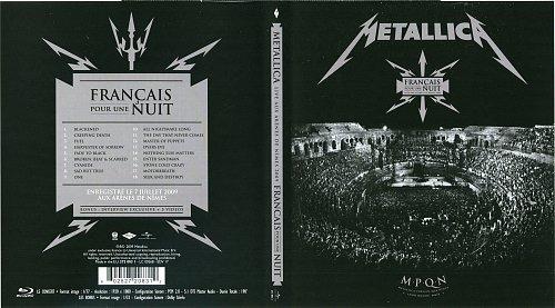 Metallica - Francais pour une Nuit (2009)