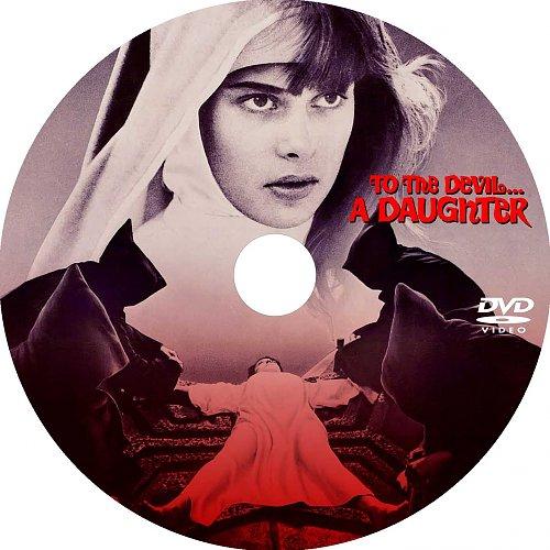Дочь для дьявола (Дочь дьявола) / To the Devil a Daughter (1976)