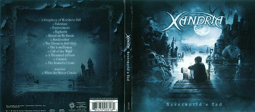 Xandria - Neverworld's End (Limited Edition) 2012