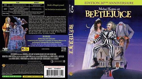 Битлджус / Beetlejuice (1988)