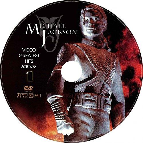 Michael Jackson - Video Greatest Hits HIStory (1995)
