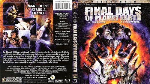 Последние дни планеты Земля: Новая особь / Final days of planet earth (2006)