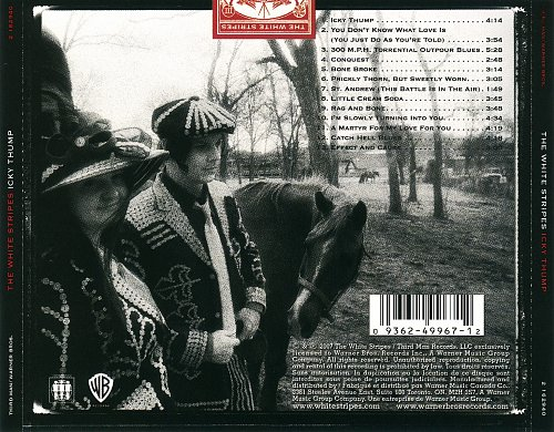 The White Stripes - Icky Thumb 2007