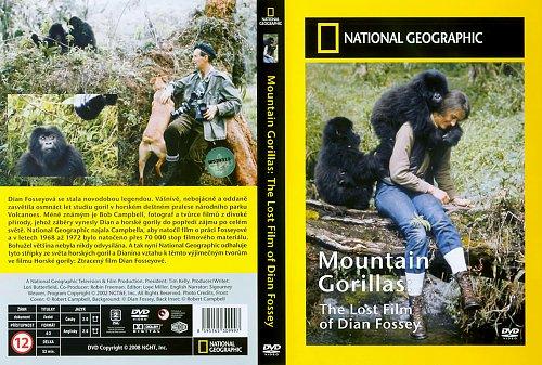 National Geographic: Горные гориллы. Борьба длиной в жизнь (2003)