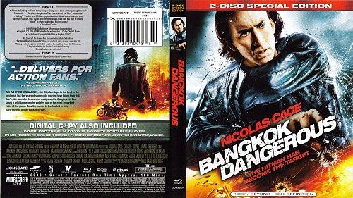 Опасный Бангкок / Bangkok Dangerous (2008) Blu-ray