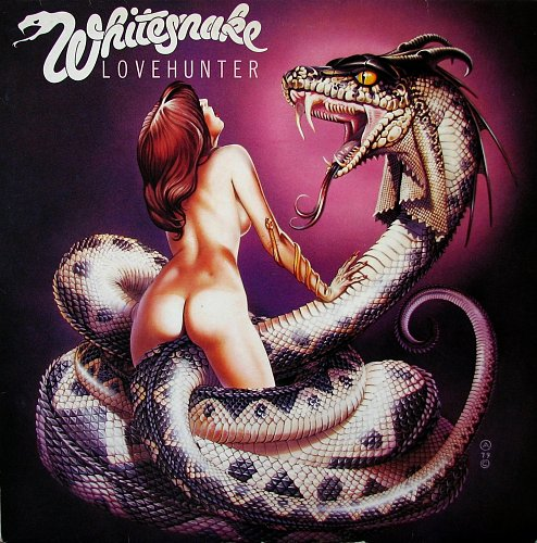 Whitesnake - Lovehunter [1979]