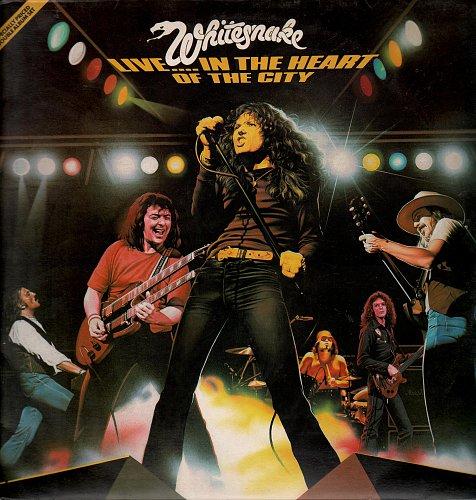 Whitesnake - Live... In The Heart Of The City [1980]