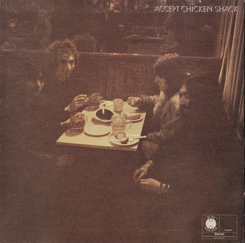 Chicken Shack - Accept Chicken Shack (1970)