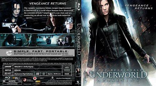 Другой мир: пробуждение / Underworld: Awakening (2012) Blu-ray