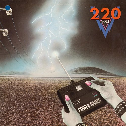 220 Volt - Power Games [1984]