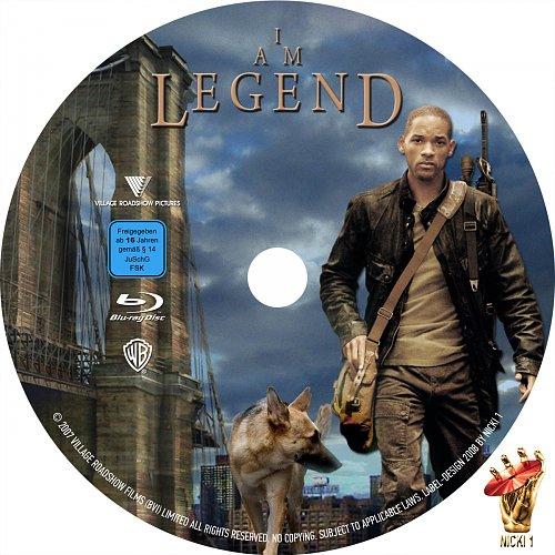 Я - легенда / I Am Legend