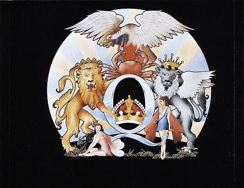 Queen (1976) A Day At The Races [Japan SHM-CD, UICY-75019-20, 2011]