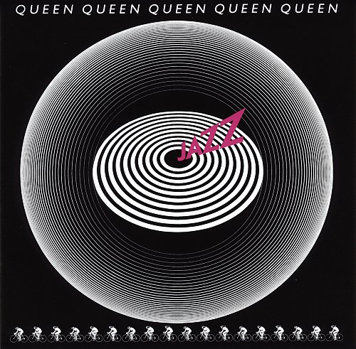Queen (1978) Jazz [Japan SHM-CD, UICY-75047-8, 2011]