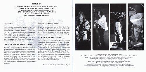 Queen (1974) Sheer Heart Attack [Japan SHM-CD, UICY-75015-6, 2011]