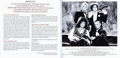 Queen (1991) Innuendo [Japan SHM-CD, UICY-75065-6, 2011]