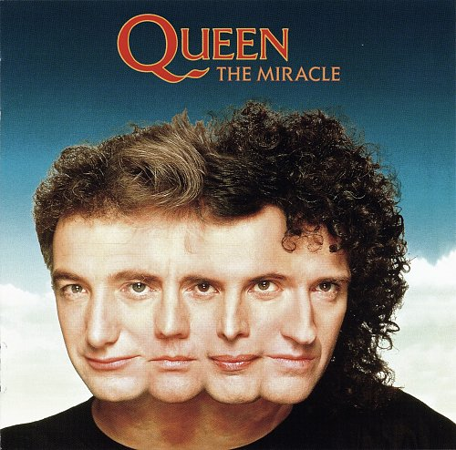 Queen (1989) The Miracle [Japan SHM-CD, UICY-75063-4, 2011]