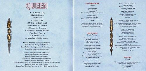 Queen (1995) Made In Heaven [Japan SHM-CD, UICY-75067-8, 2011]