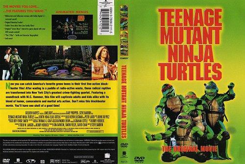 Черепашки-ниндзя / Teenage Mutant Ninja Turtles