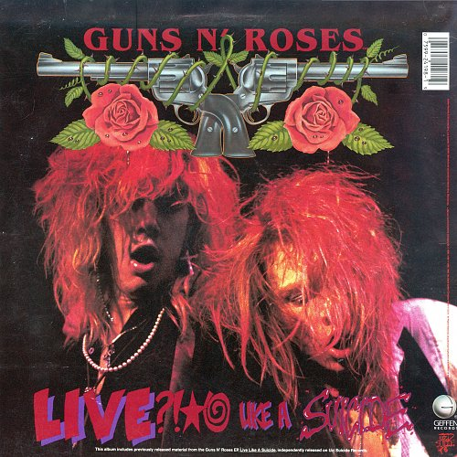 Guns N' Roses - G N' R Lies (1988)