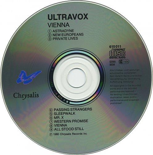 Ultravox . 1980 . Vienna